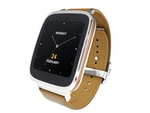 Asus Zenwatch WI500Q bei Amazon WHD für nur 171€ (60€ gespart) -Bestpreis!!!