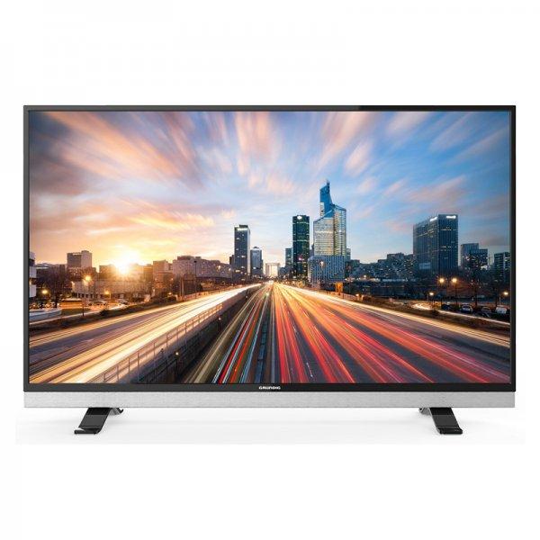 Grundig 55 VLX 871 BL 139 cm (55 Zoll) 4K Ultra HD 3D LED-TV, 3D-ready, 400 Hz, Triple Tuner, WLAN, Smart TV