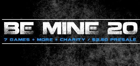 [Steam] Be Mine 20 @ Groupees (Bundle: 7 Spiele + Mehr)