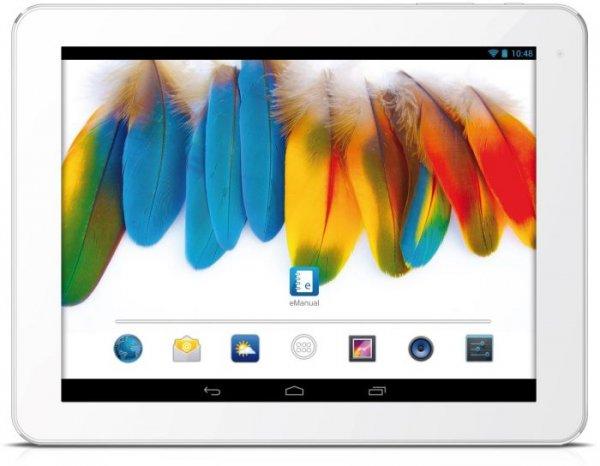 "[Amazon WHD] ODYS Iron 9,7"" IPS Quadcore-Tablet, 2048x1536px (264 ppi), 2GB RAM, BT 4.0"