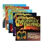 [drm free] Tales from Monkey Island Ep.I-V 3.19€ oder Back to the Future - The Game 3.49€ @ gog