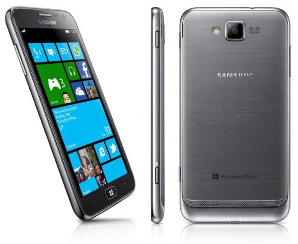 Samsung Ativ S Windows Phone 4,8 Zoll@ Amazon WHD