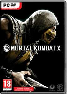 [Steam-Retail] Mortal Kombat X @ Base.com