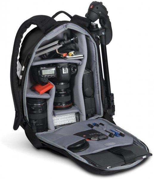 [Amazon.de] Manfrotto Fotorucksack MB SB390-3BB Stile Veloce III schwarz für 33,40 Euro / Idealo ab 89,90 Euro