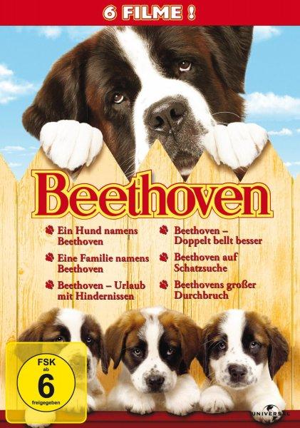 (Amazon.de-Prime) Beethoven 1-6 DVD für 10,49€