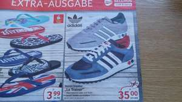 "Adidas ""LA Trainer""-Sneaker bei Selgros Berlin/Brandenburg"