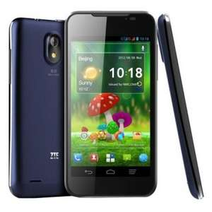 "ZTE™ - Smartphone ""Grand X Pro"" (4,5"" 1280x720,DC 1.2GHz,1GB/4GB+microSD,8MP Cam+LED,Android4.0) für €59.- [@Redcoon.de]"