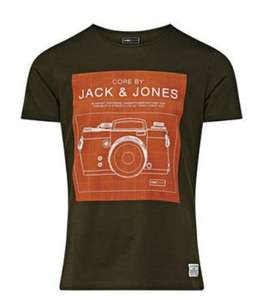 3 Jack & Jones T-Shirts für 25€