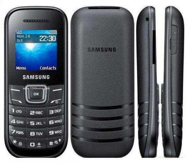 """Samsung™ - Handy """"E1200i"""" (1,5"""" 128x128) ab €9,31 [@MeinPaket.de]"""