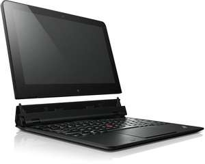[AMAZON WHD] Lenovo ThinkPad Helix 29,5cm (11,6 Zoll FHD IPS) Convertible Ultrabook (Intel Core i5 3337U, 2.7 GHz, 4 GB RAM, 128 GB SSD, 3G, Touchscreen, Win 8 Pro) schwarz