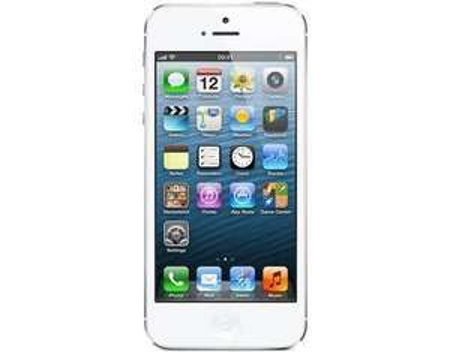 Apple Iphone 5, 16 GB, weiß/schwarz, B-Ware