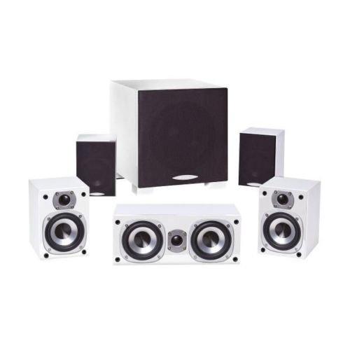 Quadral Argentum 4000 weiß 5.1 Lautsprecher System für 312€ @ebay (Cyberport)