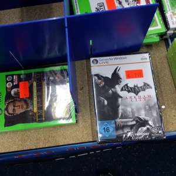 (LOKAL HH SATURN ALSTADT) Batman Arkham City PC