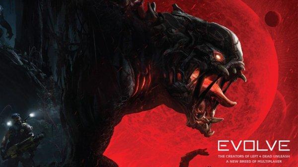 (Steam) Evolve - Monster Race Edition