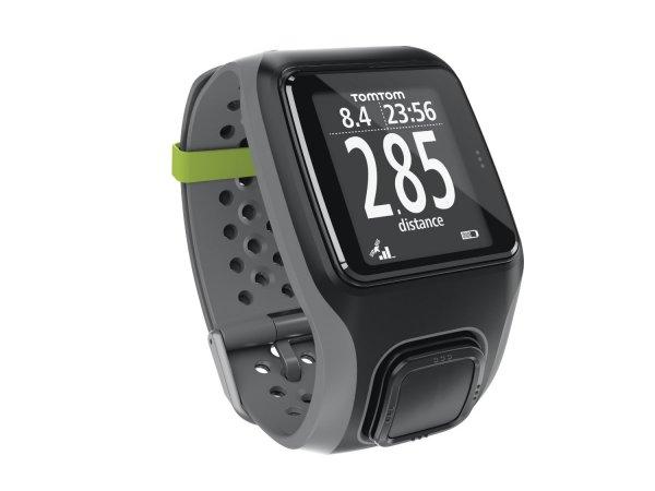 TomTom GPS Sportuhr Multisport Cycle!!!!!!, Dark Grey, One size @amazon WHD Zustand gut