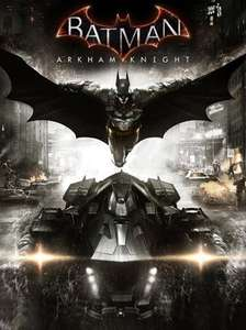 [Steam] Batman: Arkham Knight 19,97€