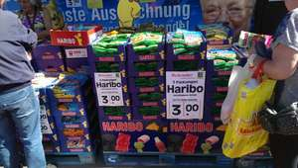 [LOKAL] Berlin - 5 Packungen Haribo 3 Euro !!!