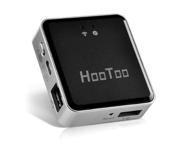 [eBay] HooToo - tragbarer Wlan Repeater mit USB Flash-Speicher Lesergerät