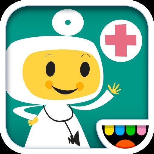 Toca Doctor für Kinder iOS von 2,99€ auf 0,00€