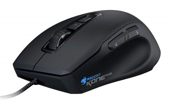 [@Amazon.de] Roccat Kone Pure Optical Gaming Maus Limited Amazon Edition schwarz für 39,90€ inkl. Versand