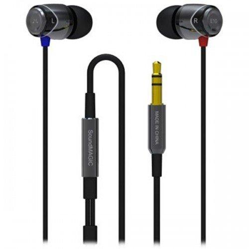[WHD - GEBRAUCHT WIE NEU] Soundmagic E10 In-Ear-Kopfhörer  schwarz/silber - 13€ inkl. VSK für PRIME