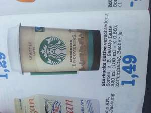 E-Center FFM Starbucks Coffee 0.79€ ( Angebot + Coupies )