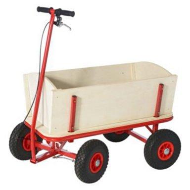 Holzbollerwagen von The Toy Company für 42,64€ inkl. Versand @mytoys.de
