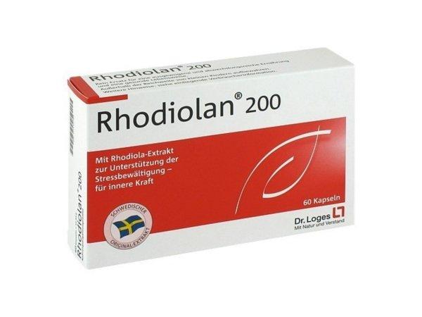 Dr. Loges Phytopharmaka günstig und versandkostenfrei testen (etwa 50% unter medizinfuchs.de) z.B. Rhodiolan 60 Stück für 9,90 Euro statt 18,12 Euro