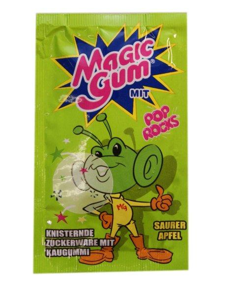 DOK Magic Gum Saurer Apfel, 50er Pack (50 x 7 g) nur 4,59 € inkl. Versand