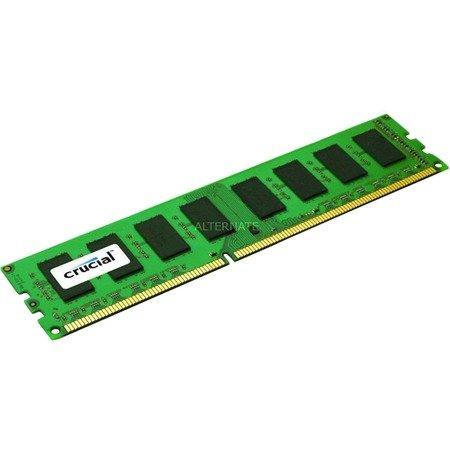 Crucial RAM 8 GB DDR3-1600 @ ZackZack.de