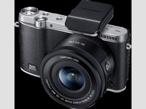 (MediaMarkt.AT) SAMSUNG NX3000 , 16-50 mm F3.5-5.6 & Lightroom 5