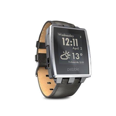 Pebble Smartwatch wieder günstiger