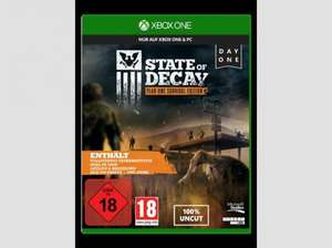 State of Decay Xbox One @Saturn Bundesweit