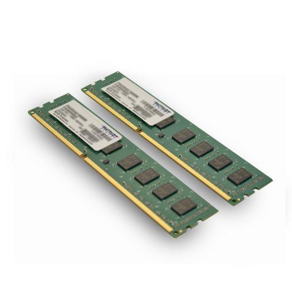 Patriot 16 GB (2x 8GB) DDR3 1333 CL9 SL für 88,79 @ Computeruniverse.net
