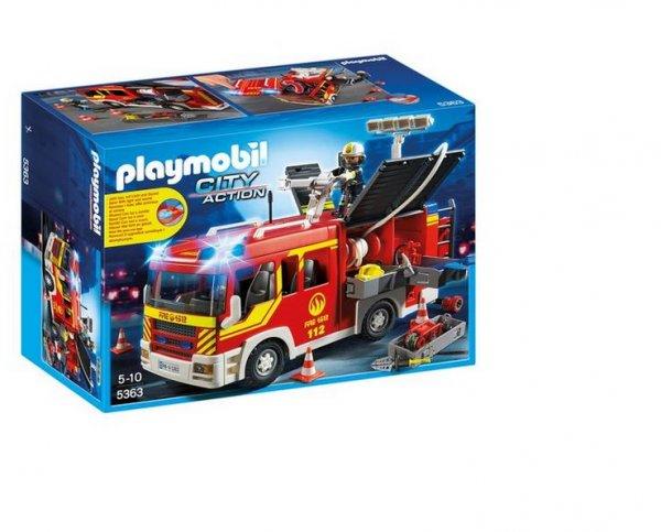 Kaufhof Sonntagsangebot: Playmobil Löschfahrzeug 5362 & Löschgruppenfahrzeug 5363 für je 33,99 € (bei Filialabholung) // mit Payback-Gutschein 30,59 € möglich