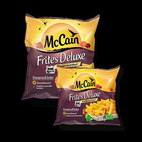 [Marktkauf Minden-Hannover KW 24] Mc Cain Frites Deluxe 600 g / 0,61 € (Angebot + Coupon/scondoo)
