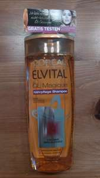 Elvital Öl Magique gratis testen