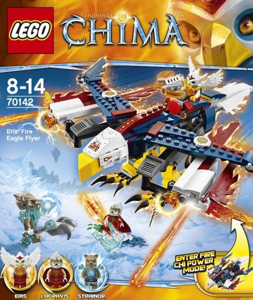 LEGO Legends of Chima, Eris' Feueradler [Real-Online] 30% Ersparnis