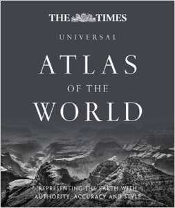 [Bildungsdeal] The Times Atlas of the World @amazon.co.uk