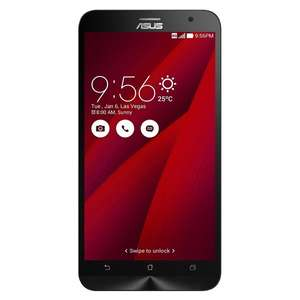 [Amazon.fr] Asus Zenfone 2 LTE + Dual-SIM (5,5'' FHD IPS, 2,3 GHz Intel Atom Z3580 Quadcore, 4 GB RAM, 32 GB intern, 3000 mAh mit Quickcharge, Android 5.0) für 309€