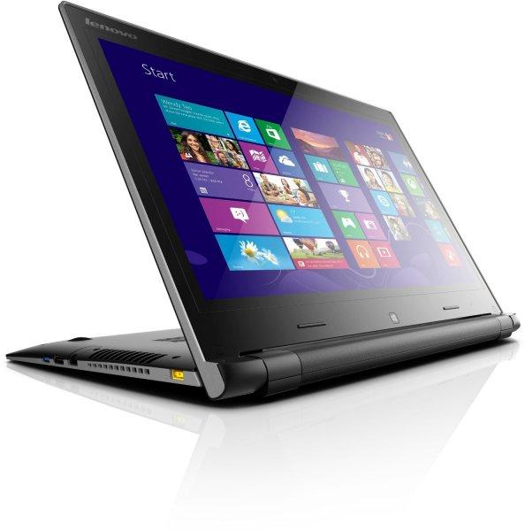 [Amazon WHD] Lenovo Flex 15 39,6 cm (15,6 Zoll FHD LED) Convertible Notebook (Intel Core i3 4010U, 1,7 GHz, 4GB RAM, Hybrid 500GB (8GB) SSHD, Intel HD Graphics, Touchscreen, Win 8.1)