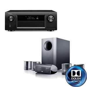 Denon X4100 + Canton Movie 160 im Bundle für 999,-