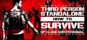 How To Survive: Third Person Standalone als Pre-Release (2.7.) für 2,99 EUR für Inhaber des Ur-Spiels