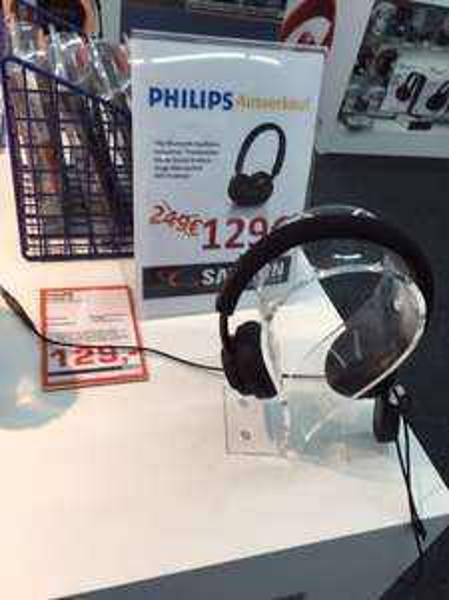 Philips NFC Bluetooth OverEar Kopfhörer 129€ statt 229€ !!!!