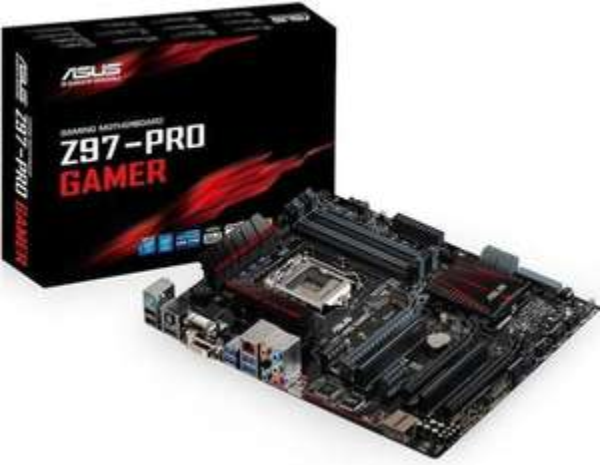 ASUS Z97-Pro Gamer - 115,99€ @ Notebooksbilliger.de