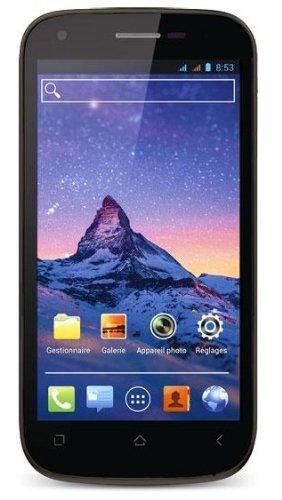 [Amazon WHD] Wiko CINK PEAX 2 Smartphone (4,5 Zoll IPS qHD, Quad-Core 1,2 GHz, Dual-SIM, 8 MP Kam., 2 MP Frontkam., 4 GB ROM, Micro-SD bis 32 GB, 1 GB RAM, Android 4.1.2) schwarz