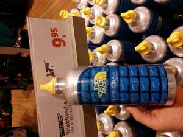 [lokal FfM] Sigg Trink Flasche 1L 10€