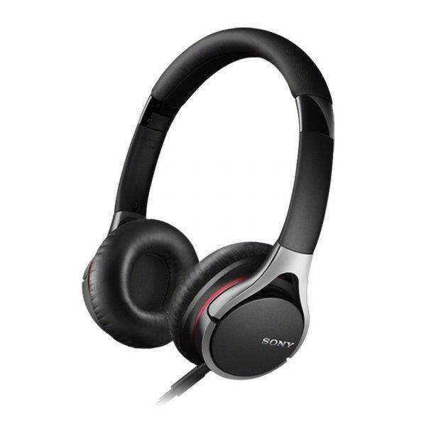 """[Amazon WHD] Sony MDR-10RCB 46,79€  (Zustand """"Sehr gut"""") faltbarer Kopfhörer mit integrierte Fernbedienung mit Mikrofon, 100dB/mW in schwarz"""