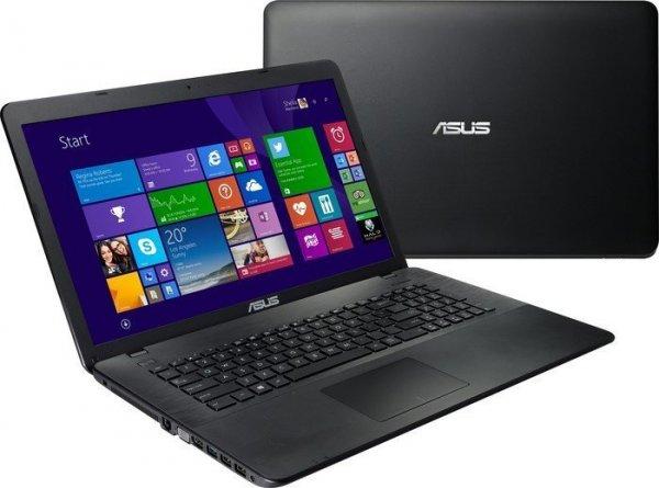 "Cybersale: Asus X751 Celeron N2940 Quad Core, 17"" HD+, 4GB, 500GB, Windows 8.1 - 70€ Ersparnis"