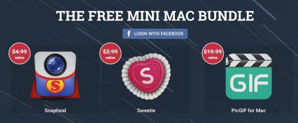 (MAC) Free Mini Mac Bundle von Bundlehunt mit 3 kostenlosen Apps